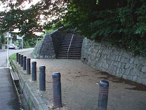 近隣公園入口
